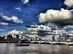 Blackfriars Bridge (Foto: Carsten Heider)