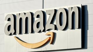 Amazon-Logo (Foto: picture alliance/Holger Hollemann/dpa)