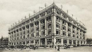 Harry Gordon Selfridge Building (Foto: picture alliance / Mary Evans Picture / Library Report)