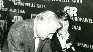 SR de: Udo Jürgens und der SR – eine ganz besondere Beziehung