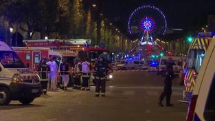 Attentat in Paris (Foto: SR)