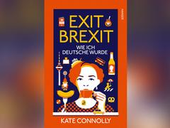 Kate Connolly: Eixt Brexit (Foto: Buchverlag)