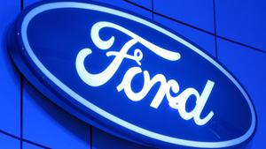 Logo des Autoherstellers Ford (Foto: dpa)