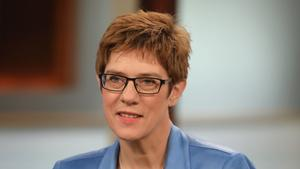 Annegret Kramp-Karrenbauer (Foto: picture alliance / Eventpress)