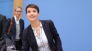 Frauke Petry (Foto: dpa)