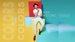 Max Mutzke – Colors (Foto: Dirk Messner/Sony Classical)