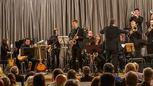 Jugendjazzorchester (Foto: Fedy)