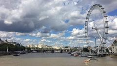 London Eye (Foto: Carsten Haider)