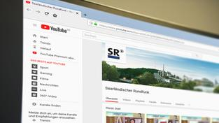 Screen: YouTube Channel des SR (Foto: SR)