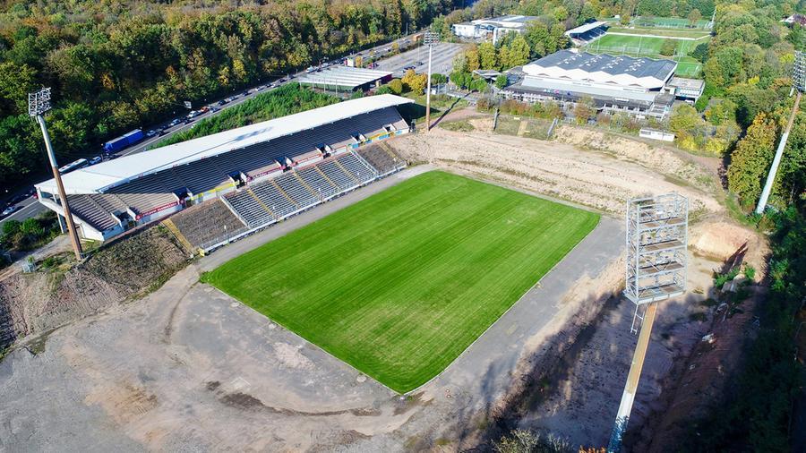 Neues Stadion SaarbrГјcken