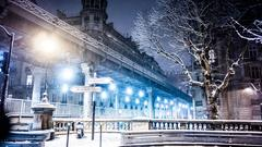Winter in Paris (Foto: Michael Kraus)