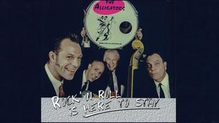 "The Alligators ""Rock'n Roll is here to stay"" (Foto: Hofa)"