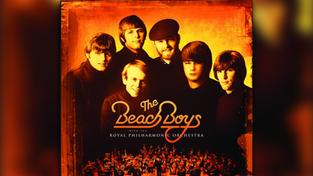 CD-Cover: The Beach Boys & The Royal Philharmonic Orchestra (Foto: Capitol Records)