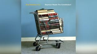 CD-Cover: Brad Mehldau Trio, 'Seymour Reads the Constitution!' (Foto: Nonesuch (Warner))