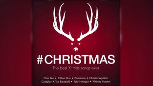 "CD-Cover: Various Artists - ""#Christmas - the best X-mas songs Ever"" (Foto: Plattenlabel)"