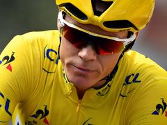 Tour-Favorit Chris Froome voom Team Sky (Foto: dpa)