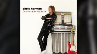"CD-Cover: ""Don't Knock The Rock"" von Chris Norman (Foto: Plattenlabel)"