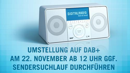 Sender Dab+