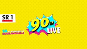 Logo 90er live Party  (Foto: SR)