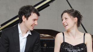 Florian & Franziska Glemser (Foto: Jessica Siegel/Pressefoto)