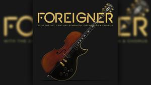 Foreigner with the 21st Century Symphony Orchestra & Chorus (Foto: Earmusic / Edel)