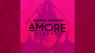 Gianna Naninni - Amore Gigante (Foto: Charing Cross Records Limited)