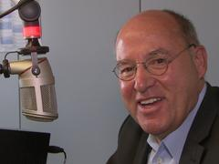 Gregor Gysi im Interview (Foto: SR)