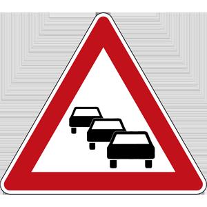 Verkehrsinfo Stau