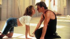 Patrick Swayze und Jennifer Grey in Dirty Dancing (Foto: imago images/United Archives)