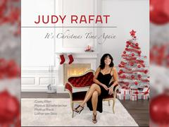 Judy Rafat - It's Christmas time again (Foto: Supermusic)