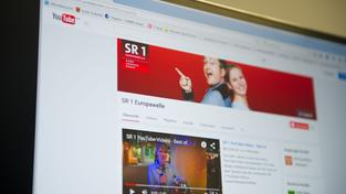 Screenshot Youtube Channel SR 1 Europawelle (Foto: Pasquale D'Angiolillo)