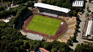 Ludwigspark, Ludwigsparkstadion, Fußballstadion (Foto: Pasquale D'Angiolillo)