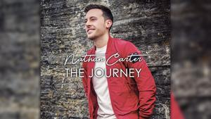 CD-Cover: Nathan Carter -