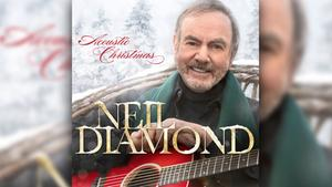 Album-Cover: Neil Diamond - Acoustic Christmas (Foto: Musiklabel)