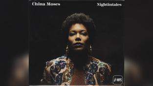 Das Cover des Albums 'Nightintales' von China Moses. (Foto: MPS)