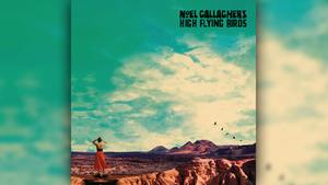 Noel Gallaghers High Flying Birds - Who Built The Moon (Foto: Musikverlag)