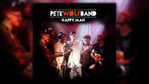 CD-Cover: Pete Wolf Band -