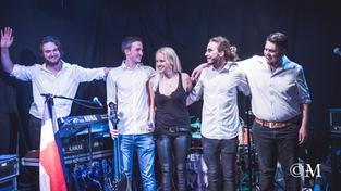 Petra Williams und Band (Foto: Pressefoto)