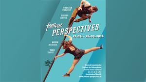 Plakat Festival Perspectives (Foto: perspectives)