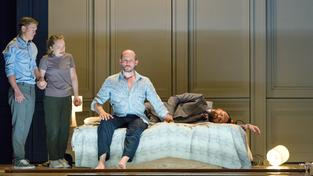 Lessons of Love and Violence production image (Foto: ROH/Stephen Cummiskey)