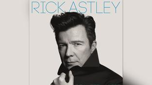 "CD-Cover: ""Beautiful Life"" - Rick Astley (Foto: BMG RIGHTS MANAGEMENT)"