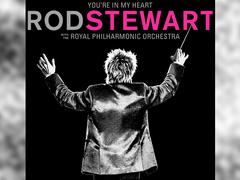 Rod Stewart - You're In My Heart (Foto: Rhino)