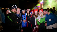 Skiopening 2018: SR 1 Après-Ski-Party in der Talstation (Foto: SR 1 / Robert Hecklau)