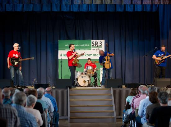 Die SR 3-Comedy-Show am 27. Mai 2016 in Ottweiler (Foto: Pasquale D'Angiolillo)