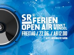 SR Ferien Open Air 2018 (Foto: SR)