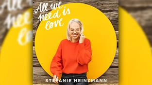 Stefanie Heinzmann - All We Need Is Love (Foto: Plattenfirma)