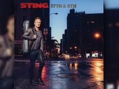 Sting - 57th and 9th (Foto: Universal Music)