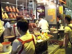 Streetfood in Hongkong (Foto: SR)