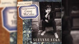Suzanne Vega - Lover Beloved Songs From An Evening With Carson McCullers (Foto: Red Essential (Sony Music))