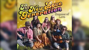 CD-Cover: The New Love Generation -